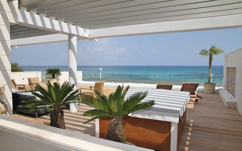 Lyxigt radhus vid havet i El Campello, Alicante