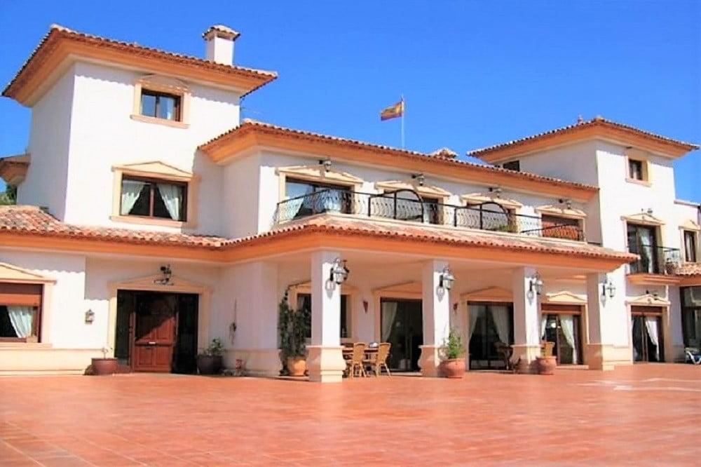 Hotell i natursköna Finestrat, Costa Blanca