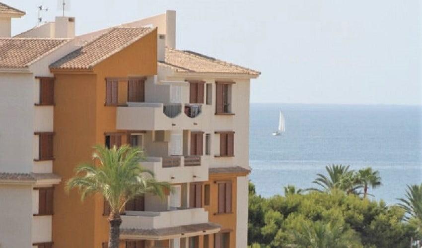Ny lägenhet med strandläge Punta Prima, Torrevieja