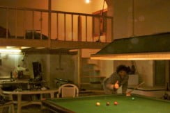 22 snooker room with mezzanine floor