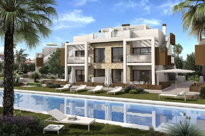 Nya lägenheter i Los Balcones, Torrevieja