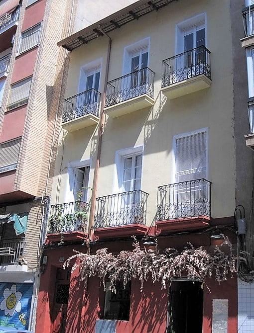 Hus i Alicante centrum