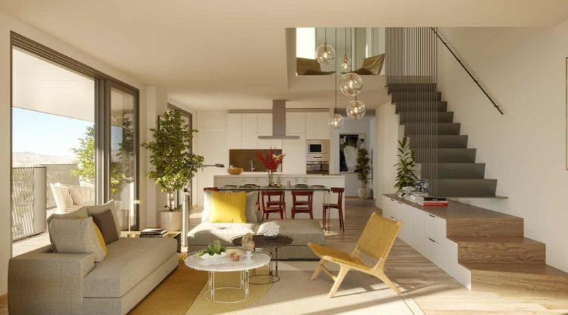 4 Salón cocina