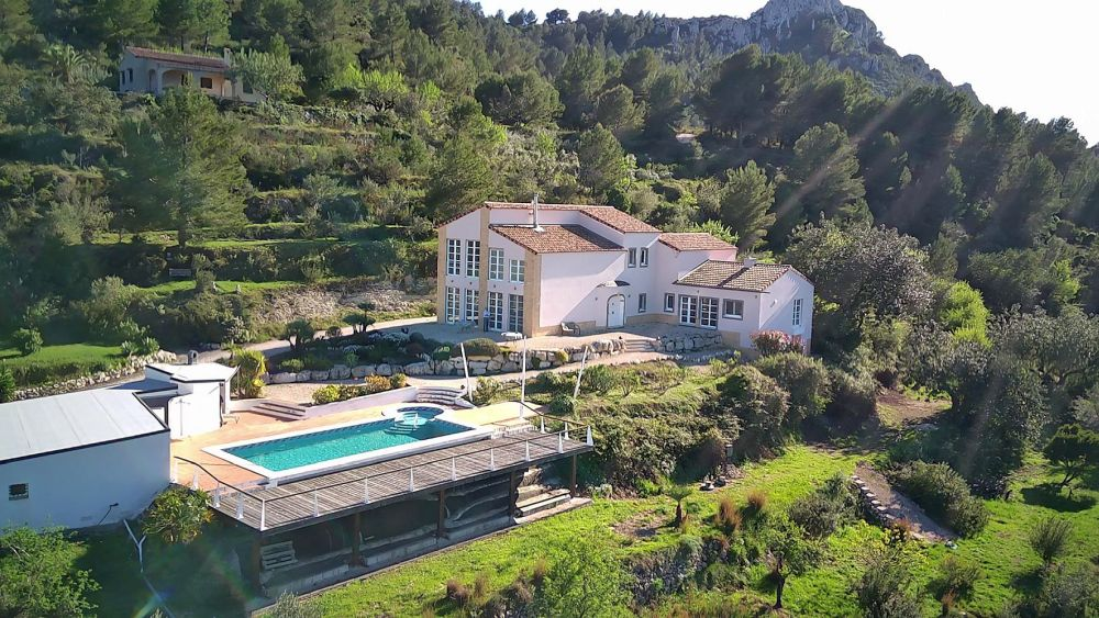 Fastighet med två boenden på Costa Blanca